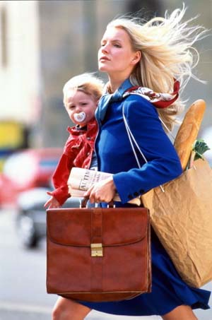 Chaos of a Working Mother - The Leader's Digest