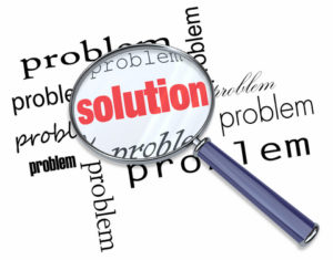 The Solution Lies Within The Problem - The Leader's Digest