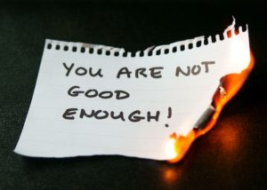 Not good enough - The Leader's Digest