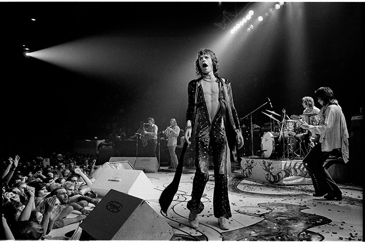 "The Rolling Stones ""Lose your dream, you lose your mind."""