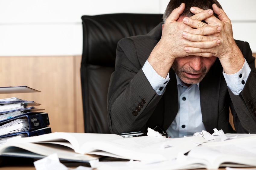Are you suffering from burnout? The Leader's Digest
