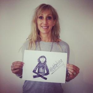 """Me - """"meditating"""" #myhappything"""