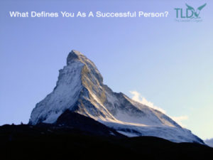 What Defines You As A Successful Person