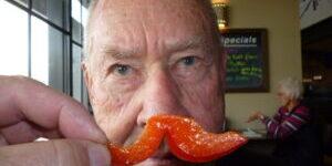 Dad moustache