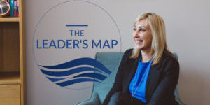 Leader's Map Launch Photo